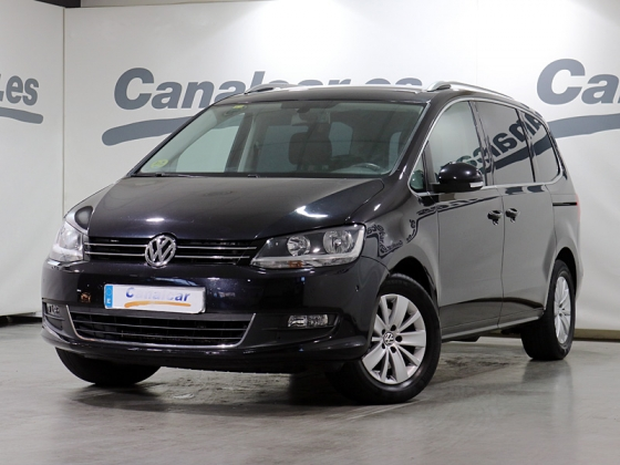 Volkswagen Sharan 2.0 TDI BMT Advance 7 Plz. 140CV