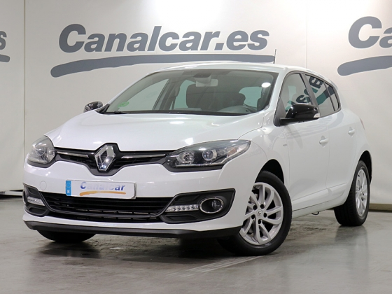 Renault Megane TCe Limited Energy S&S 115CV