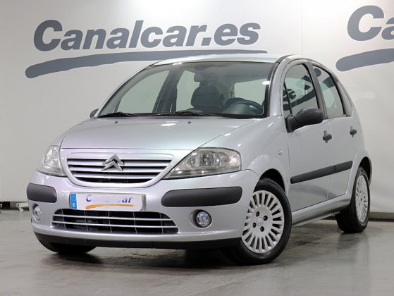 Citroen C3 1.4 HDI SX Plus 70 CV