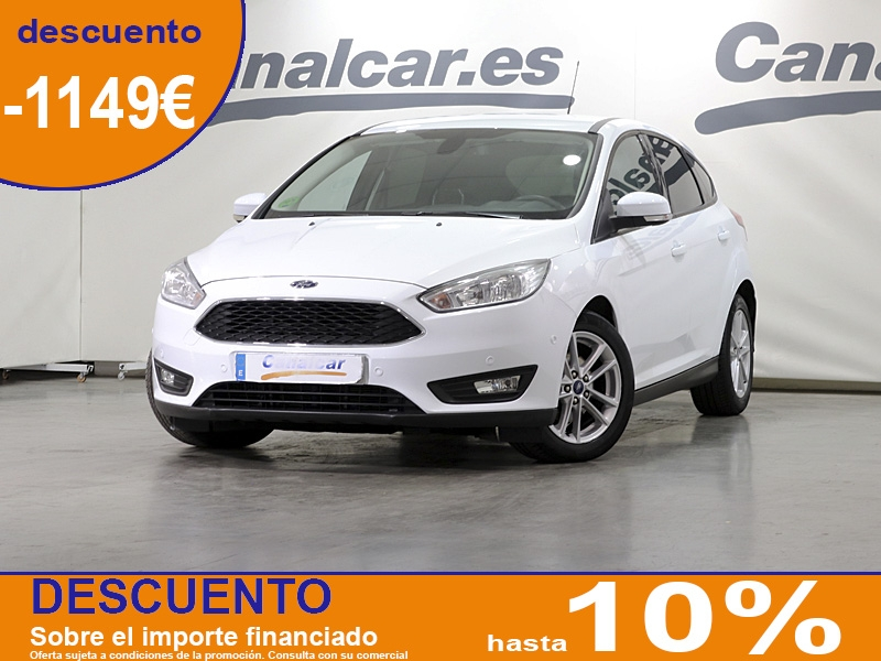 FORD Focus 1.0 Ecoboost Auto-S/S Pow.Trend 125CV - Foto 0