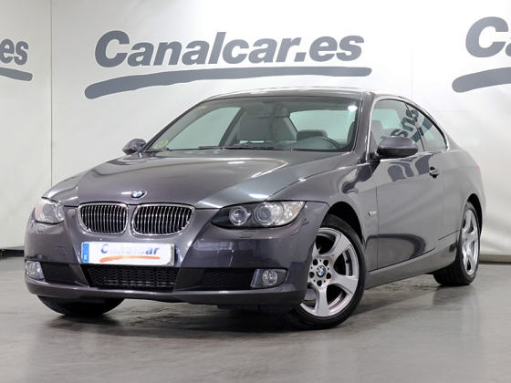 BMW 320 d Coupe 177CV