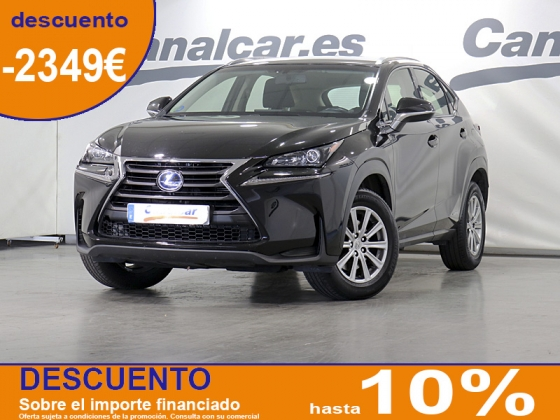 LEXUS NX 300h Corporate 2WD + Navibox 197CV