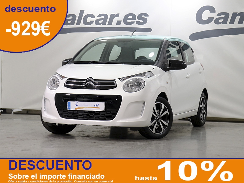 CITROEN C1 PureTech City Edition 82CV - Foto 0