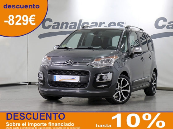 Citroen C3 Picasso HDI 90 Airdream Attraction 92CV