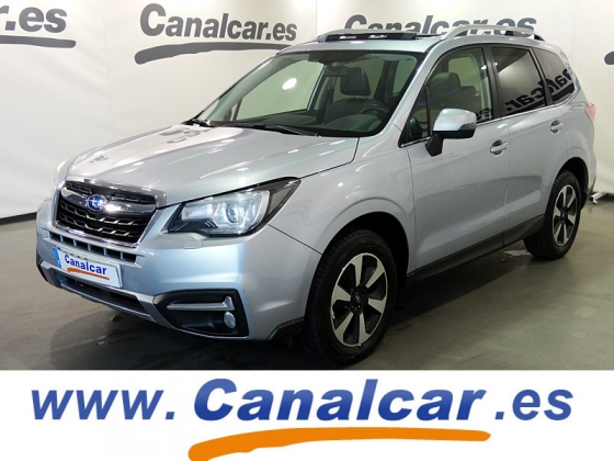 SUBARU Forester 2.0 TD Lineartronic Executive 148CV