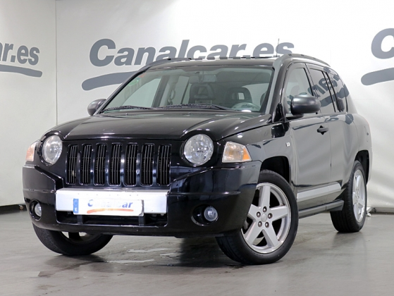 Jeep Compass 2.4 Limited CVT 172CV