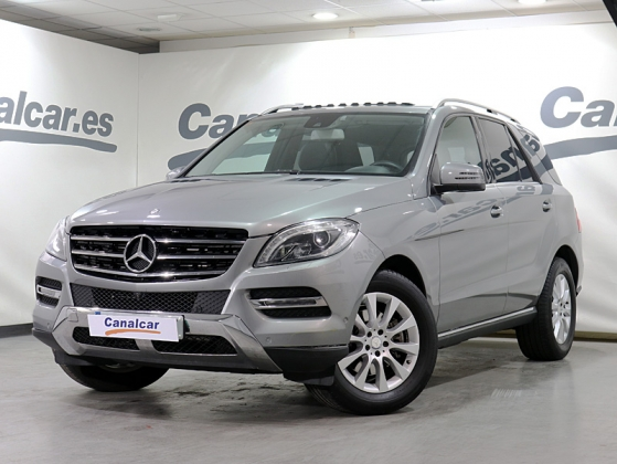 Mercedes-benz ML 250 ML 250 BlueTEC 4MATIC 150kW (204CV)