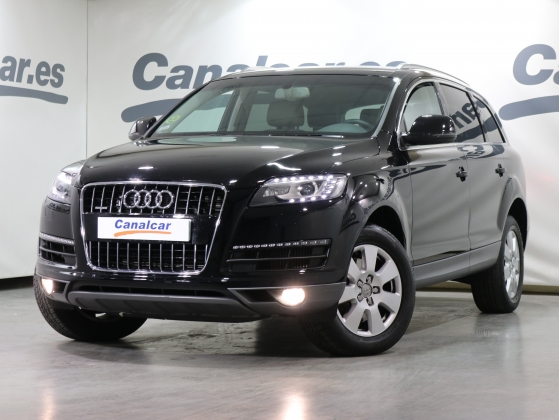 Audi Q7 3.0 TDI Advanced Edition Quattro Tiptronic 150 kW (204 CV)
