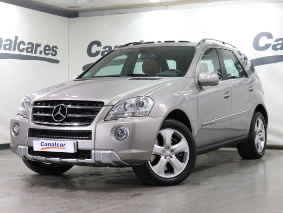 Mercedes-benz ML 500 ML 500 4M 388CV
