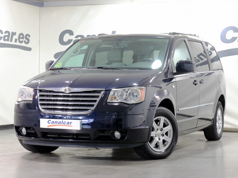 CHRYSLER Grand Voyager 2.8 CRD Touring Confort Plus 163 CV - Foto 0