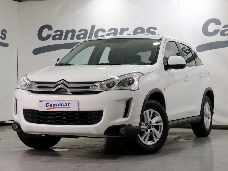 CITROEN C4 Aircross 1.6i S&S 2WD Seduction 117 CV - Foto 0