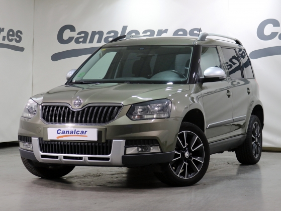Skoda Yeti 1.2 TSI Outdoor Edition 105 CV