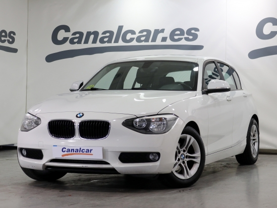 BMW 116 d EfficientDynamics Edition 116CV