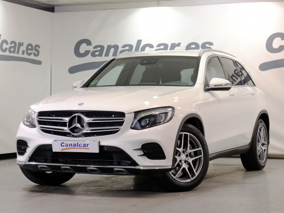 Mercedes-benz GLC 220 d 4MATIC 170CV
