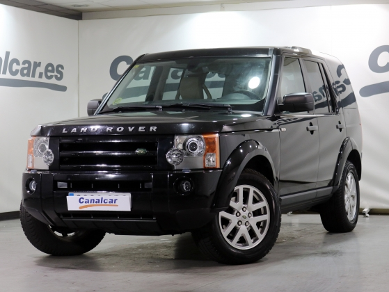 Land Rover Discovery 2.7TDV6 SE COMMANDSHIFT 190CV