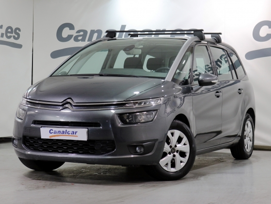 Citroen Grand C4 Picasso PureTech 130 S&S 6v Seduction 130CV