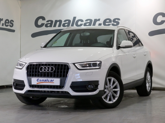 Audi Q3 2.0 TDI Advanced Edition 140CV