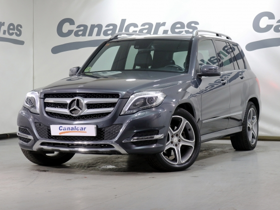 Mercedes-benz GLK 220 CDI 4Matic Blue Efficiency Aut. 170CV