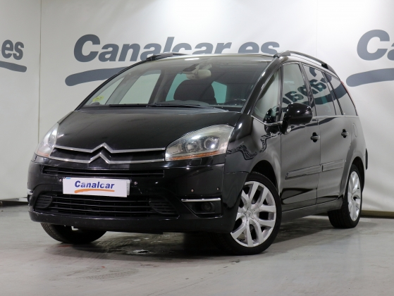 Citroen Grand C4 Picasso 2.0 HDi CMP Exclusive 7 Plz. 136CV