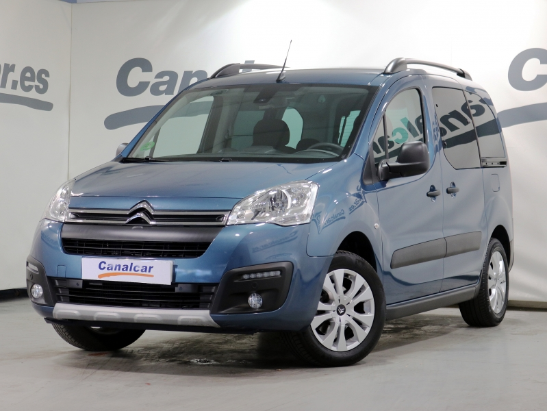 CITROEN Berlingo Combi BlueHDi 100cv Multispace Feel - Foto 0