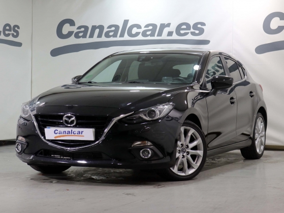 Mazda 3 2.2 DE MT Luxury 150CV