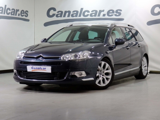Citroen C5 2.0 HDi 160cv Exclusive Tourer