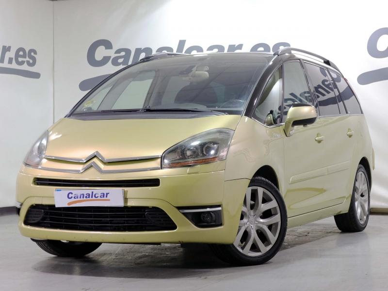 CITROEN Grand C4 Picasso 2.0 HDi CMP Exclusive 7 Plz 136CV - Foto 0