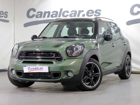 MINI Countryman Cooper S 140 kW (190 CV)