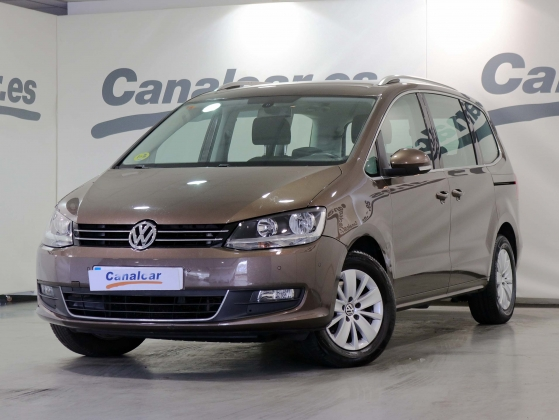 Volkswagen Sharan 2.0 TDI BMT Advance 7 Plz 140 CV