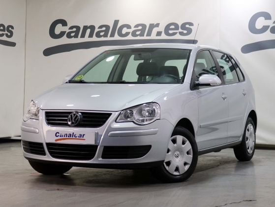 Volkswagen Polo 1.4tdi bluemotion