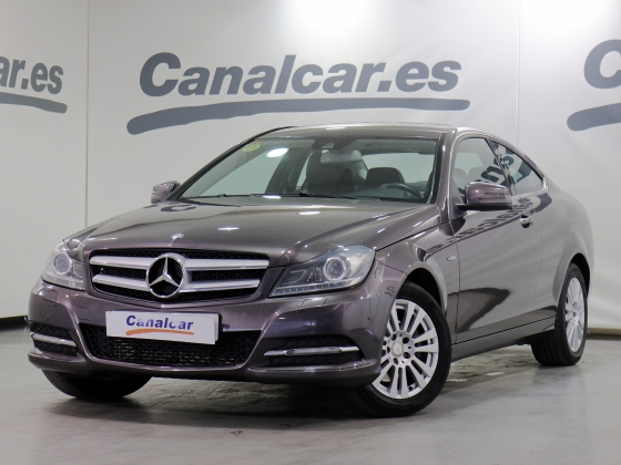 Mercedes-benz C 220 CDI  Coupe BE 170CV