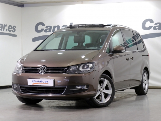 Volkswagen Sharan 2.0 TDI BMT Advance 7 Plazas 140CV