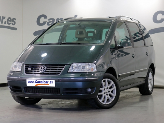 Volkswagen Sharan 2.8 V6 Highline Tiptronic