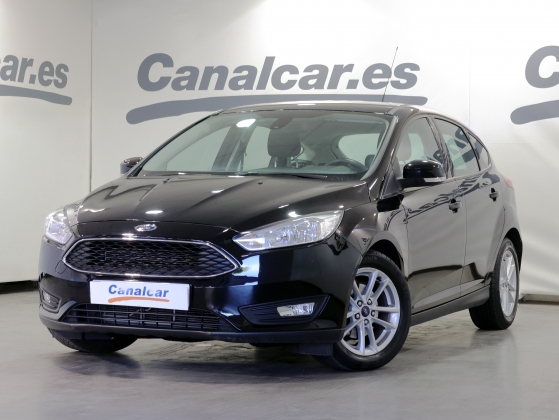 Ford Focus 1.6 TI-VCT Trend+ Powershift 125 CV Aut.