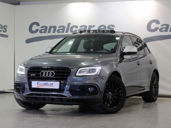 Audi SQ5 3.0 TDI Competition quattro Tiptronic  326 CV