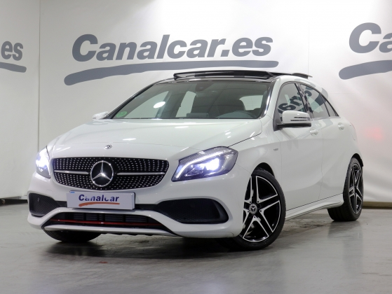 Mercedes-benz A 250  Sport 4MATIC 7g-dct