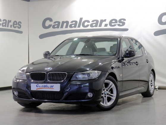 BMW 320 d Efficient Dynamics 163CV