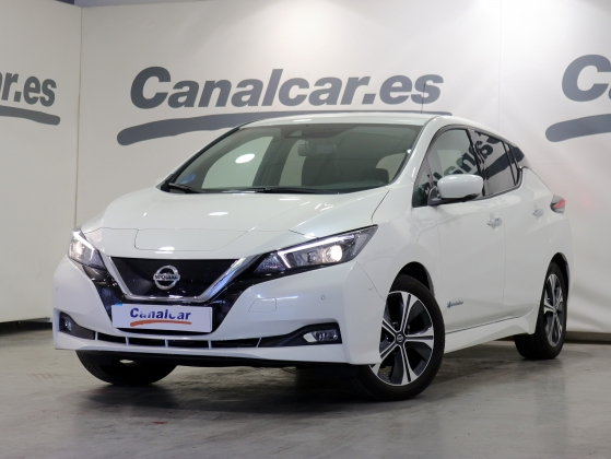 Nissan Leaf 40kWh N-Connecta 150CV
