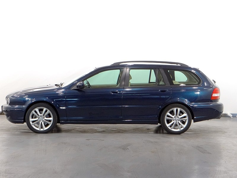 Jaguar x type 3 0 v6 executive wagon auto de ocasion y - Concesionario jaguar madrid ...