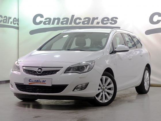 Opel Astra 1.4 Turbo Excellence ST