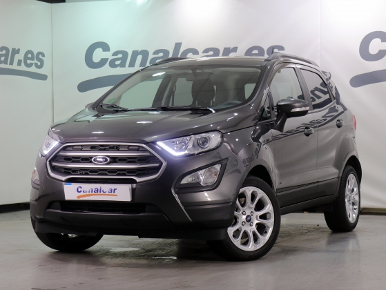 Ford EcoSport 1.0T EcoBoost S&S Trend 125 CV