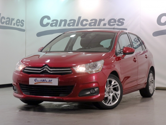 Citroen C4 1.6e-HDi Collection 82 kW (112 CV)