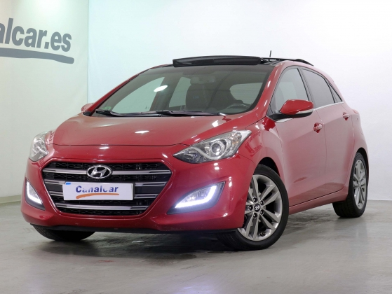 Hyundai I30 1.6 CRDi BlueDrive Go! Plus 136 CV