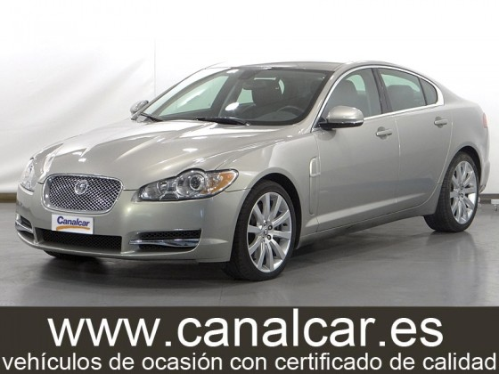 Jaguar XF 3.0 D V6 S Luxury