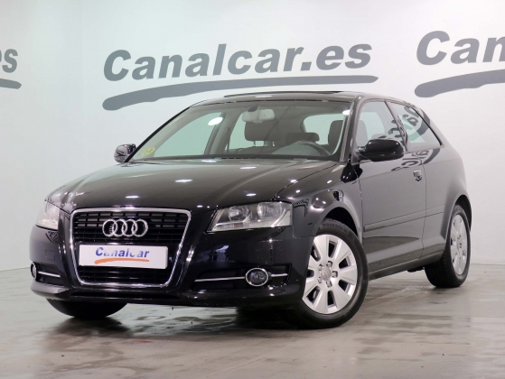 Audi A3 Attraction 1.6 TDI 77 kW (105 CV) S tronic