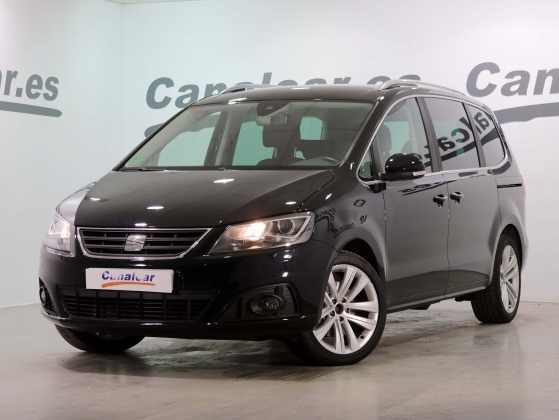 Seat Alhambra 2.0 TDI CR SANDS Style Advance DSG 135 kW (184 CV)