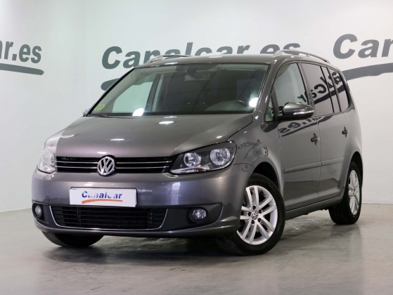 Volkswagen Touran Advance 2.0 TDI 140CV