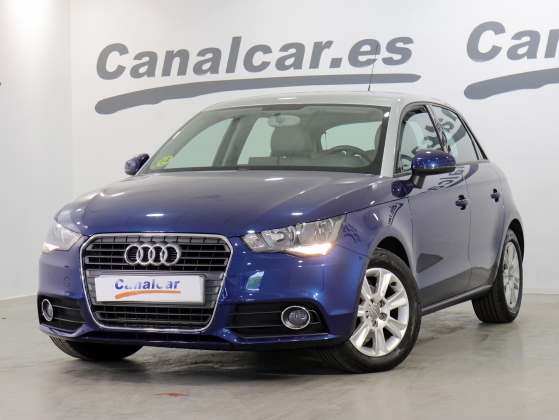 Audi A1 Attraction 1.6 TDI 90 CV S-Tronic
