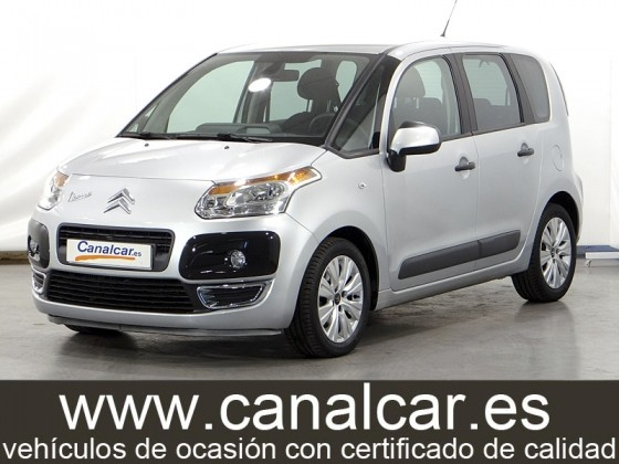citroen c3 picasso hdi 90 de segunda mano en madrid 1317. Black Bedroom Furniture Sets. Home Design Ideas