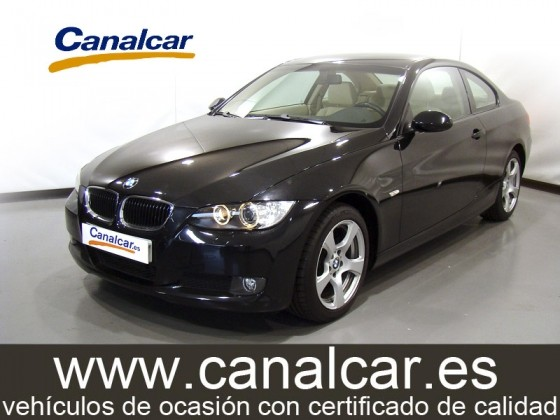 BMW 320 Serie 320 D COUPE AUT.